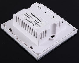 AC 110V 220V 800W 1 Channel WIFI Wireless Module 1Bit Type-86 Touch Switch APP Circuit Intelligent Controller