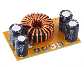 DM09 DC-DC High Power Step Down Power Supply Module 9V 12V 24V to 5V 10A Voltage Conveter Buck Output 7V-28V to 5V