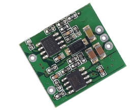 DM17 DC-DC Step Down Power Supply Module Voltage Conveter Dual Buck Output DC 17V-28V to DC +/-15V