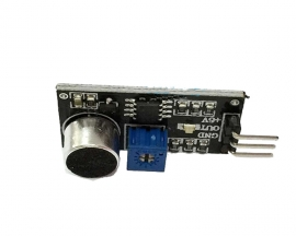 LM393 Sound Detection Voice Sound Sensor Module Electret Transducer Module for Arduino Intelligent Vehicle