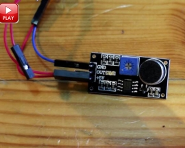 LM393 Voice Sound Sensor for Arduino