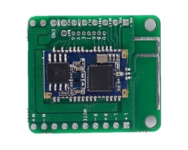 QCC3003 Bluetooth Audio Receiver Module 5W+5W Power Amplifier Stereo Support Call BLE5.0