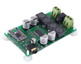 BK3266 Bluetooth 5.0 Power Amplifier Board 2x30W/20W Support AUX Audio Input Support Change Name and Password