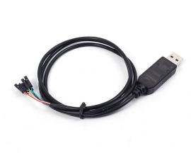 New USB to TTL Serial Cable Adapter FTDI Chipset FT232 USB Cable