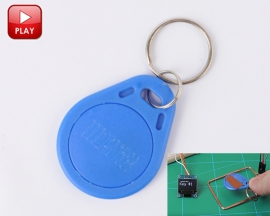 Rewrite RFID Tokens 13.56MHz EM4100 Tags ID Card for Acess Control System
