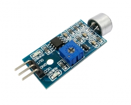 Sound Detection Sensor Module Smart Vehicle for Arduino