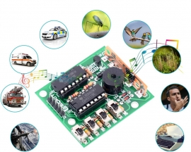 4.5-5V 16 Music Box Kits 16 Sound Box Electronic DIY Kits for Arduino