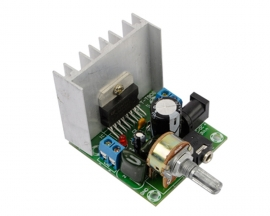TDA7297 Version A 2*15W Audio Amplifier Board Dual-Channel AC/DC 12V