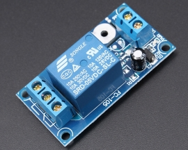 5V 1-Channel Touch Relay Module Capacitive Touch Switch