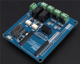 IS SHIELD Relay with XBEE 433Mhz 2.4G Interface for Arduino
