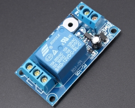 12V 1-Channel Touch Relay Module Capacitive Touch Switch