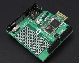 HC-05 Bluetooth Shield for Master/Slave Bluetooth Module