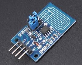 Capacitive Touch Dimmer LED Dimmer PWM Control Switch Module