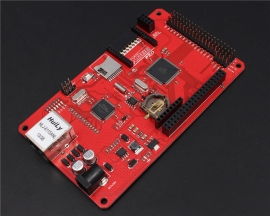 Iboard Pro Atmega2560 Development Board with Ethernet Xbee Interface