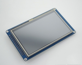 4.3 inch 480x272 TFT LCD Module Display Touch Screen Panel PCB adapter 51/AVR/STM32