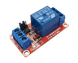 5V 1-Channel Relay Module with Optocoupler Function High/Low Level Trigger Relay Module for Arduino