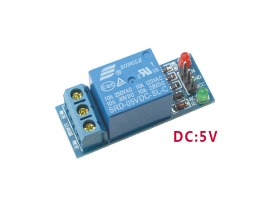 24V 1-Channel Relay Module Low Level Trigger for Arduino AVR PIC