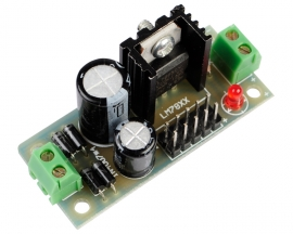 L7805 Step Down 7.5V-35V to 5V DIY Kit Power Supply Module