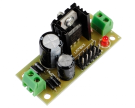 L7812 Step Down 14.5V-35V to 12V DIY Kit Power Supply Module