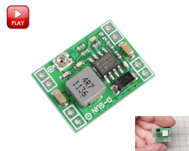DC to DC Step Down Module Buck Converter DC 4.5V-28V to 0.8V-20V Power Supply Module