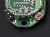 Microwave Radar Sensor LED Light Control Smart Switch for Spherical Lamp