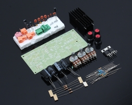 TDA2030A 2x18W 2.0 Double Track TDA2030A Amplifier DIY Kit