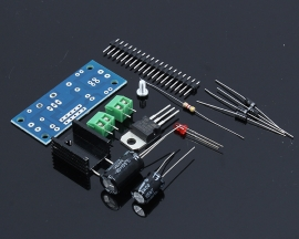 L7815 Step Down 8V-35V to 19V DIY Kit Power Supply Module
