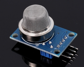 MQ-2 Gas Smoke Methane Butane Detection Sensor Module for Arduino