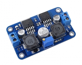 ICStation DC to DC Auto Converter Step Up and Down Boost Converter/Buck Converter Module DC 3.5V-28V to DC 1.25V-26V