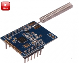 SI4432 Wireless Module Wireless Communication Module for Arduino