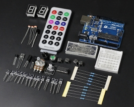 Funduino Starter Kit Learning Kit Compatible Arduino UNO MB-102