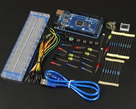 DIY Starter Kit Learning Kit for Funduino Compatible Arduino