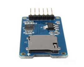 Micro SD Storage Board TF Card Memory Shield Module SPI for Arduino AVR ARM