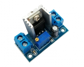 LM317 DC-DC Converters Buck Power Module Adjustable Linear Regulator
