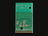 24YK-RX 6Bit Non-lock Wireless Switch Module 2.4G Remote Receiver