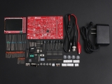 "DIY Kit DSO138 2.4"" TFT Digital Oscilloscope Kit DIY Parts 1Msps"