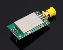 2.4GHz E01-ML01DP5 22dBm nRF24L01P+PA+LNA Wireless Transmission Module Shield Case Module