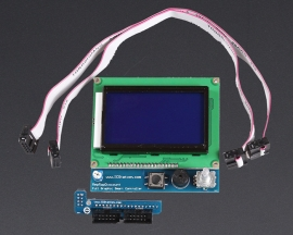 ICStation ICSH017A LCD12864 Intelligent Smart Controller LCD 12864 for 3D