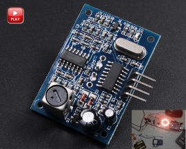 Waterproof Ultrasonic Module JSN-SR04T Integrated Distance Measuring Transducer Sensor for Arduino