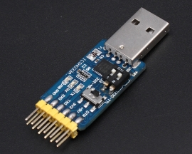 ICStation  CP2102 Multifunction Serial Module