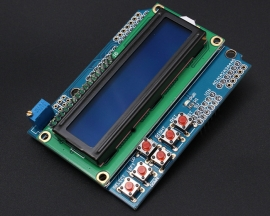 ICStation ICSJ019A LCD1602 Shield for Arduino UNO MEGA2560