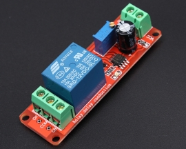ICStation 12V Delay Relay Module