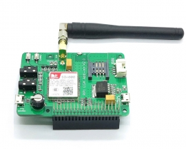 SIM800 GSM/GPRS Add-on Development Board for Raspberry PI B B+
