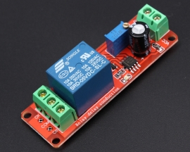 ICStation 5V Delay Relay Module
