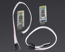 [A135]Master/Slave HC-06 Wireless Bluetooth Transeiver RF Module Serial