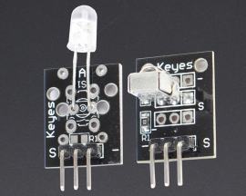 [A161] KY-005 Infrared Transmitter Module + KY-022 Infrared Remote Control Module