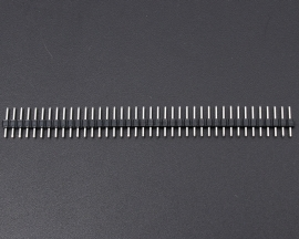 1x40Pins 2.0mm 2mm Single Row Male Pin Header