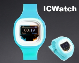 ICStation ICWatch Wearable DIY Watch for Arduino Blue