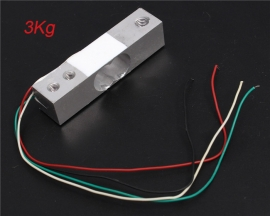 3Kg Electronic Scale Aluminium Alloy Weighing Sensor/ Load Cell Weight