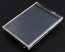 "3.2"" TFT LCD Touch Shield 240*320 SSD1289 for Arduino MEGA 2560"
